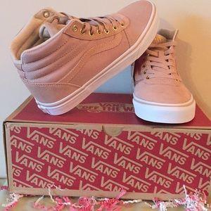 Vans High Top Women's Skate Sneakers